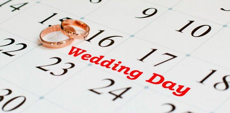 Приметы для свадьбы в декабре