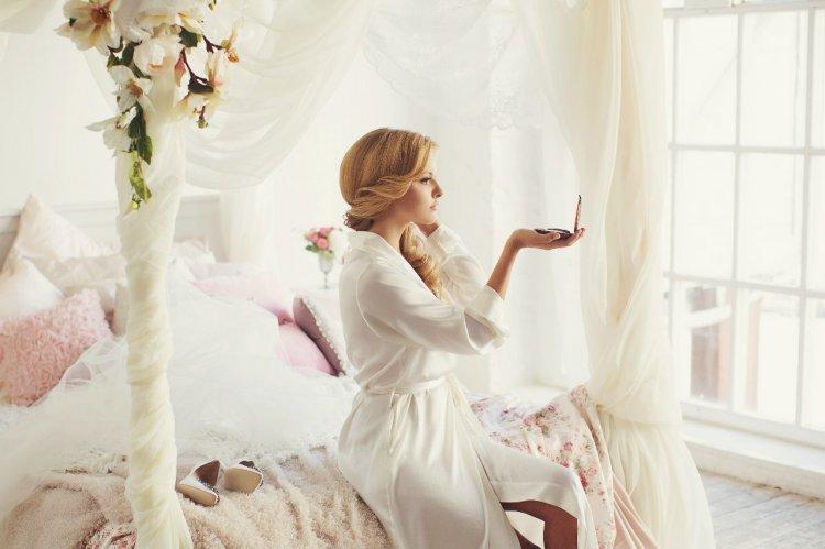 Утро невесты отдельно от жениха