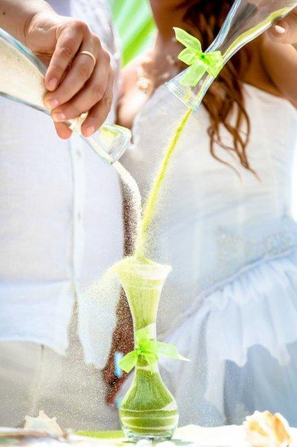 Воронка для песочной церемонии своими руками из бумаги