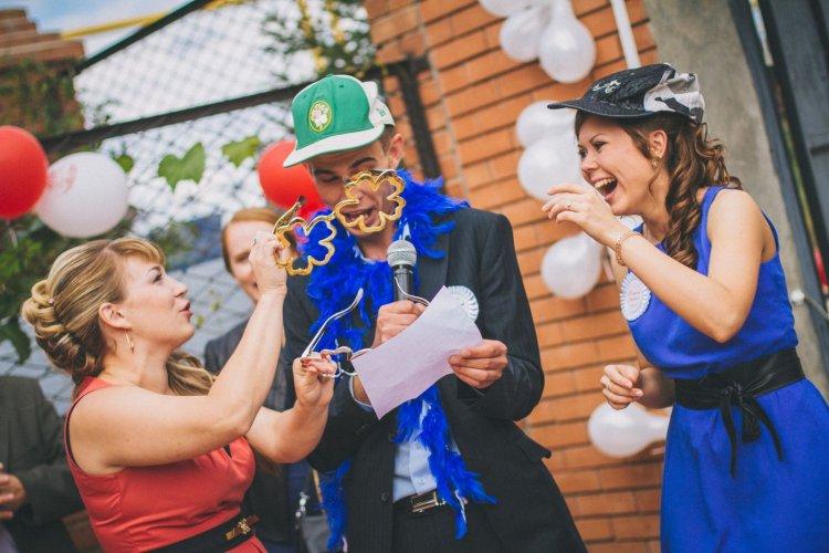 Прикольный современный свадебный сценарий для свадьбы 2018