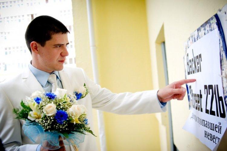 Конкурс на выкупе невесты сценарий