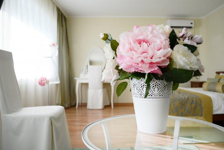 Украшение комнаты невесты