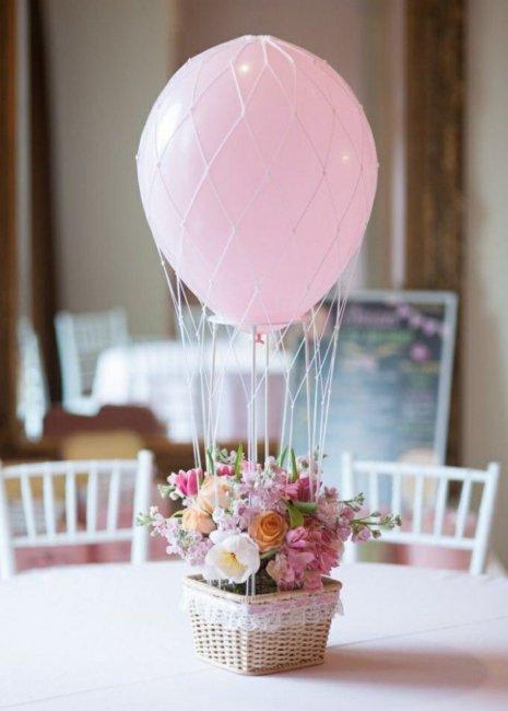 Цветы в комнате невесты