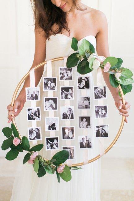 Невеста с фотографиями
