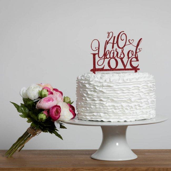 Поздравление на свадебный торт 345