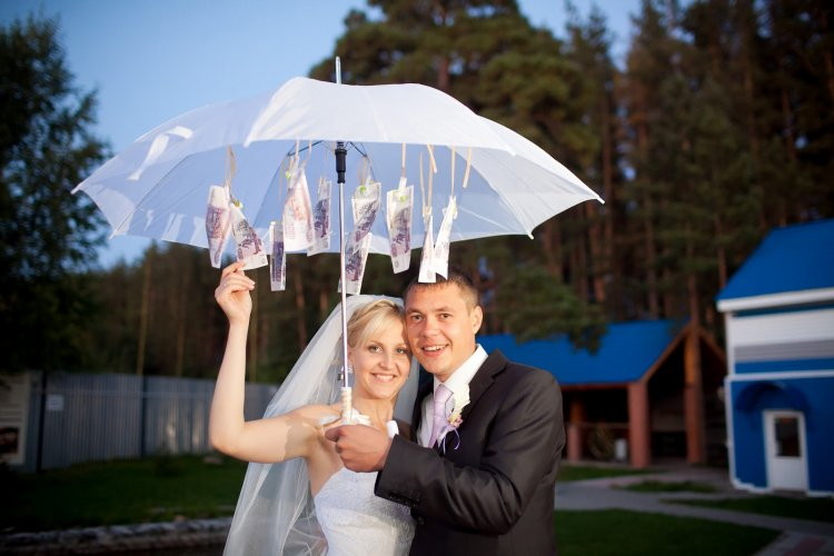 Как начать вручение подарков на свадьбе 35