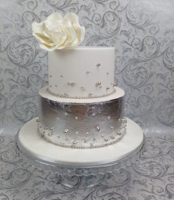 Торт на никелевую годовщину