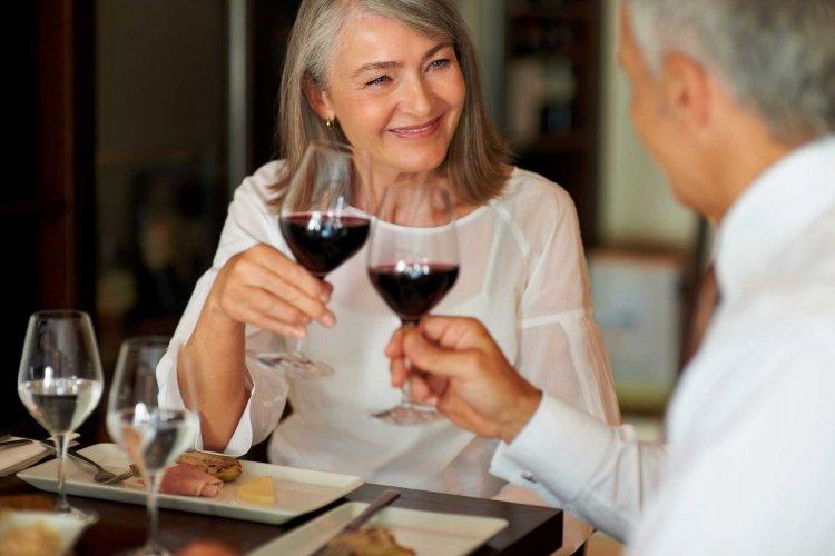 Романтический ужин для родителей