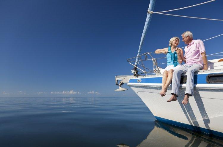 Прогулка на яхте для родителей