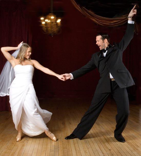 Как сделать танец молодоженов