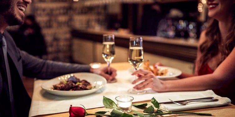 Сертификат на романтический ужин