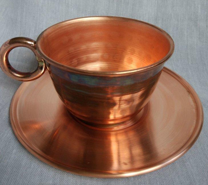 Чашка - подарок жене на 7 лет свадьбы