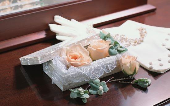 Свадебные украшения для невесты