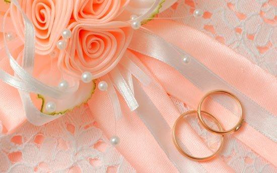 Свадебное декоративное украшение с бусинами