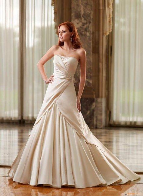 Изящная легкость невесты