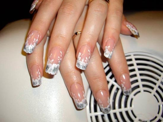Тонкие линии на ногтях чем рисовать