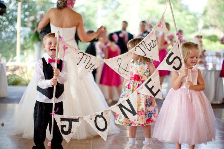 В ресторан на свадьбу с ребенком