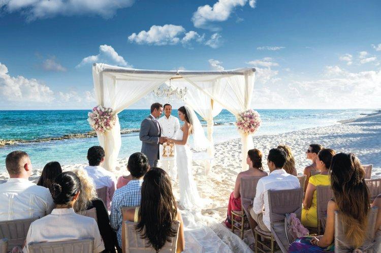 Hotel mauritius wedding