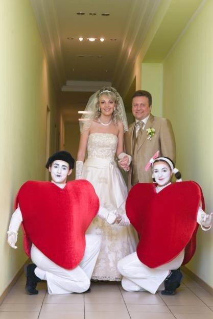 Поздравление на свадьбу театр