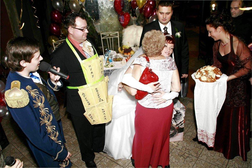 Как начать вручение подарков на свадьбе 55