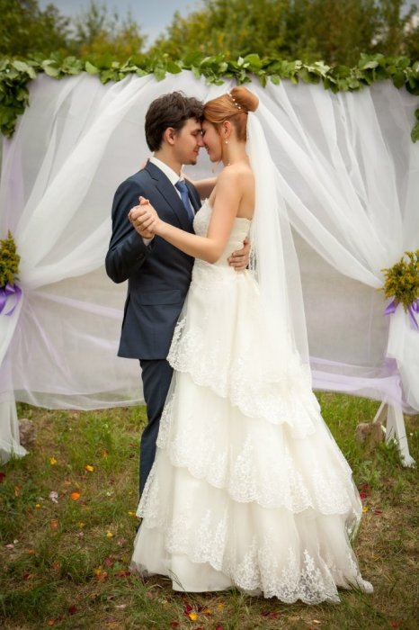 Mark fleming wedding