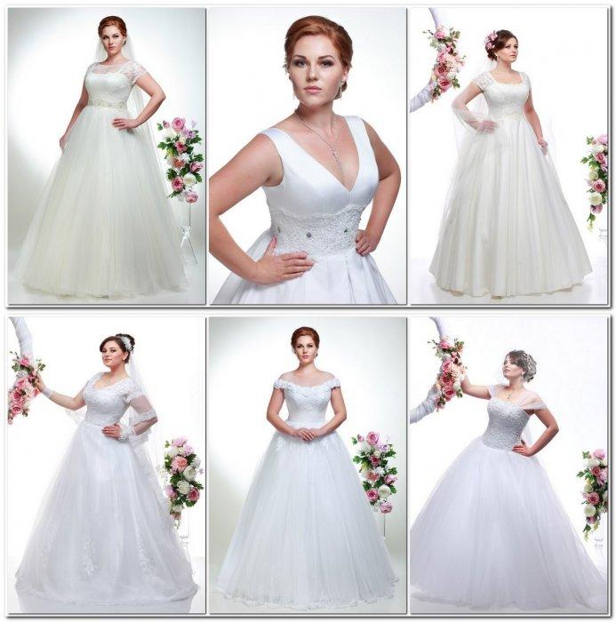 Свадебное платье 50 размера недорого