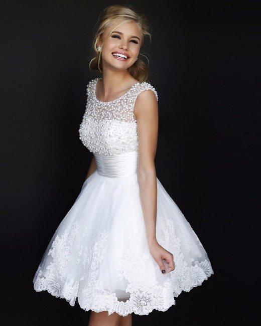 ea70a2ecf5c Коктейльные платья на свадьбу для невесты и гостей
