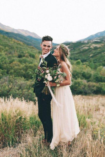 Свадьба на природе: фото, советы и идеи