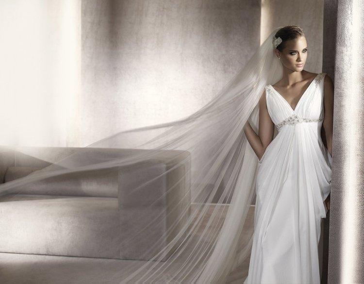 351348610d2 Свадебные платья в греческом стиле  фасоны