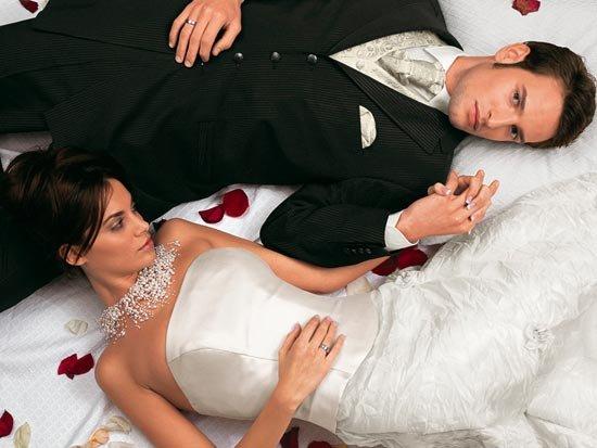 Гармоничные жених и невеста