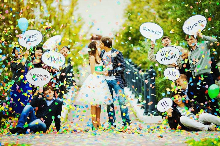 467c89ae58f4eb4 Интересные идеи для свадьбы: чем удивить гостей (фото и видео)