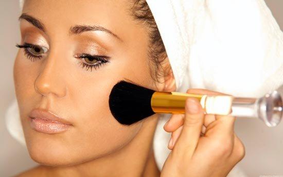 Пробный макияж перед свадьбой