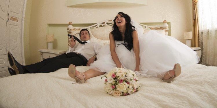 фото первая брачная ночь