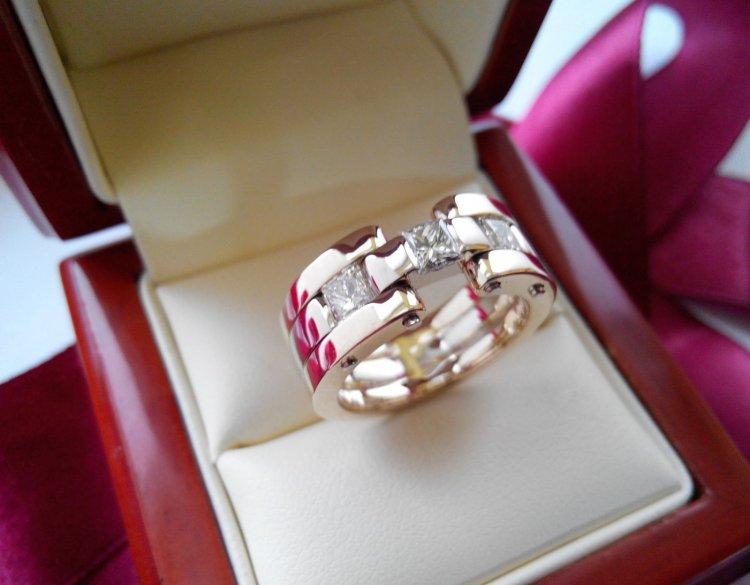 e90155577800 Обручальные кольца с бриллиантами  советы, идеи, фото