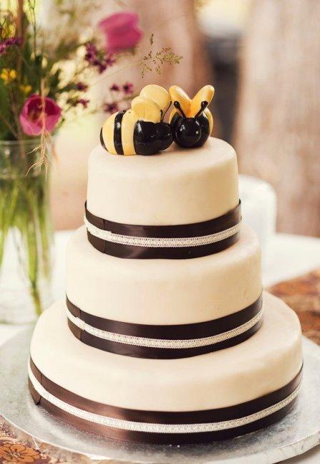 Торт для медовой свадьбы