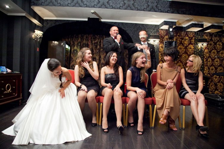 Комик на свадьбу