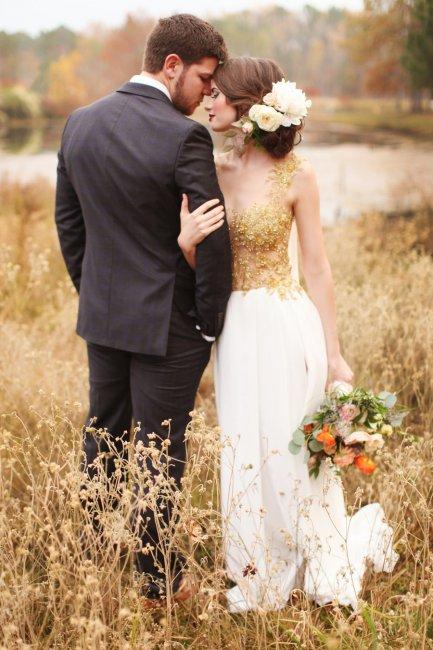 Позы для фото свадебного