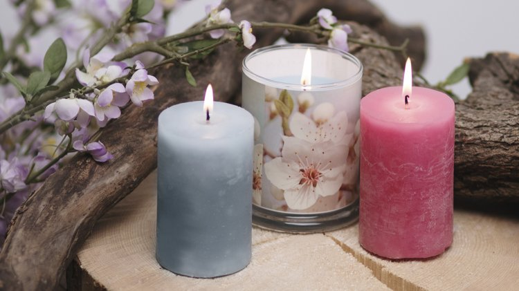 Свечи отлично подходят для создания таинственной и романтической атмосферы