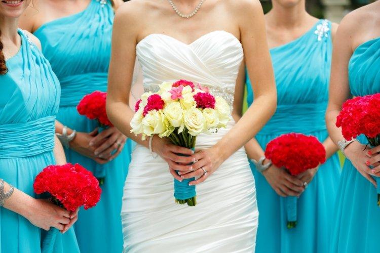 Выбрать цвет для оформления свадьбы