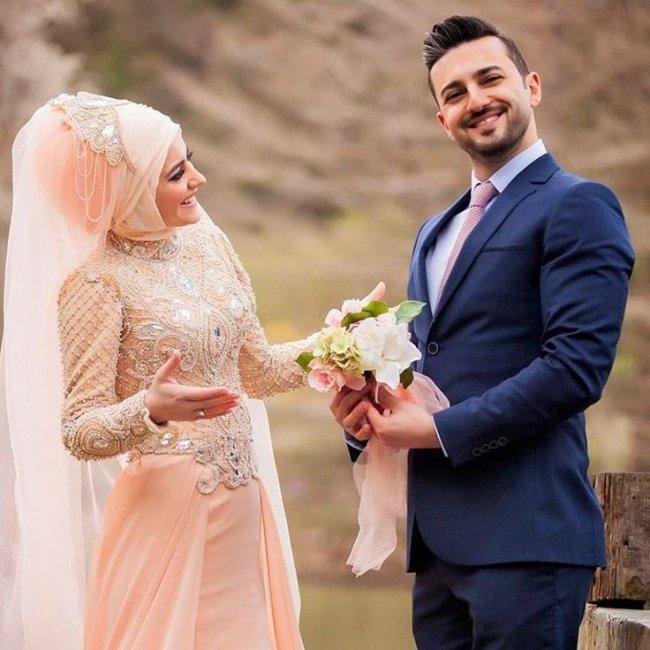 Картинки свадебные мусульманские