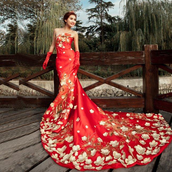 Замуж в красном платье приметы