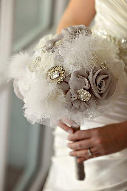 Букет на свадьбу своими руками