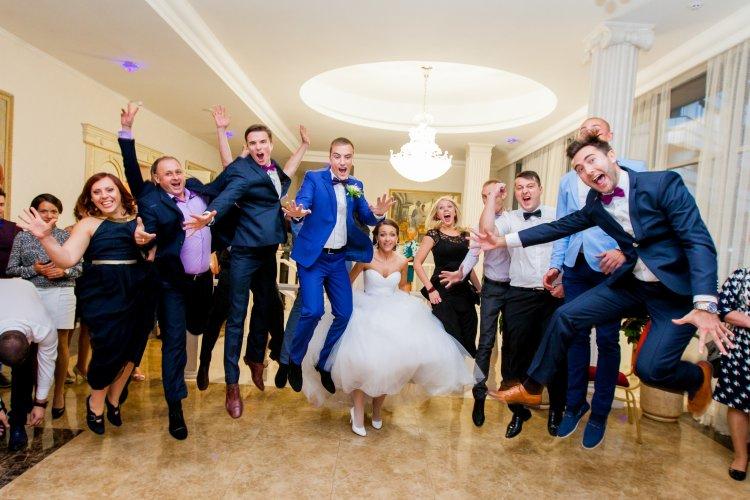 Оригинальные идеи и конкурсы сделают вашу свадьбу неповторимой