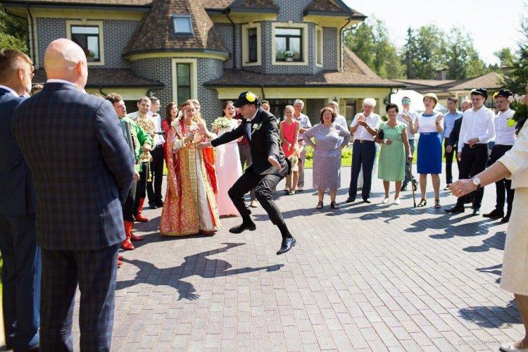 Как проходит выкуп невесты