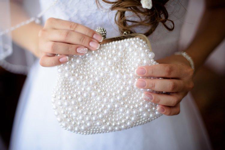 Клатч для невесты