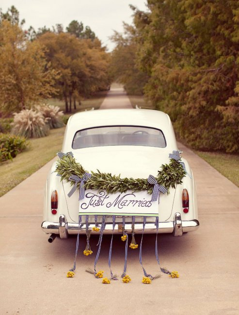 Свадебные машины