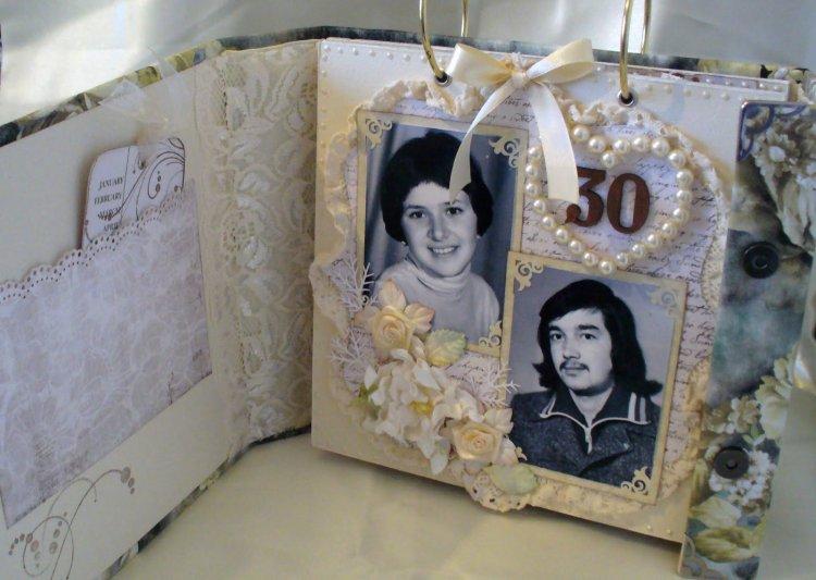 Что подарить на жемчужную свадьбу - идеи подарков родителям 1