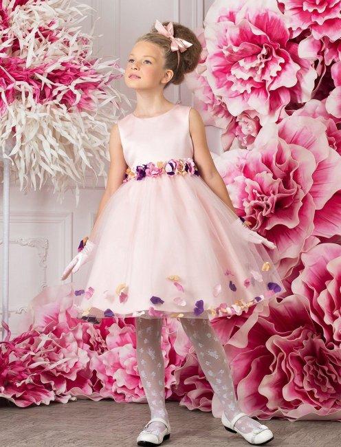 Красивое короткое платье на свадьбу