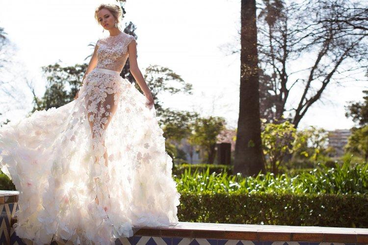Мода для невест 2018