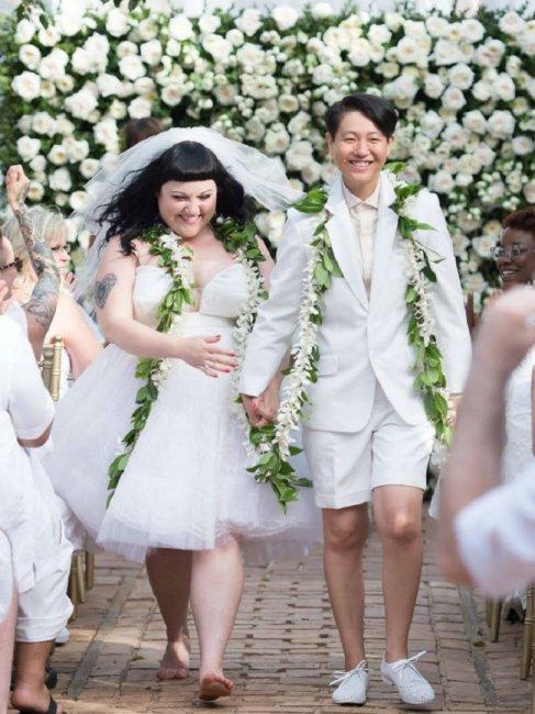 Свадебное платье не по фигуре